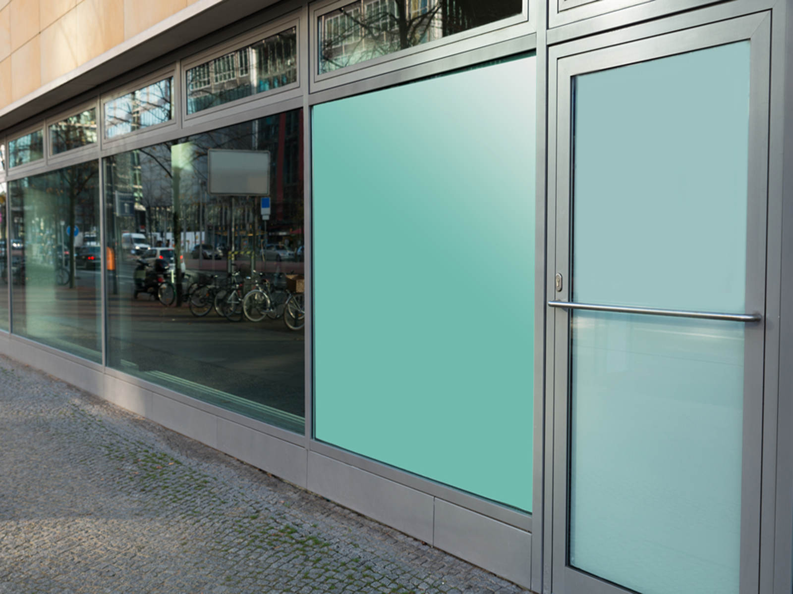 Va Commercial Storefront Doors Glass Replacement